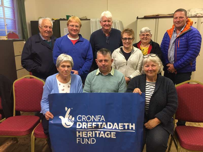 Funding boost for hall memories project